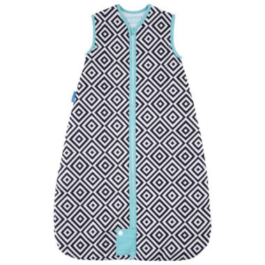 Grobag Baby Sleep Bag 2.5 Tog Jet Diamonds