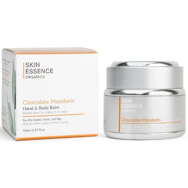 Skin Essence Organics Chocolate Mandarin Hand & Body Balm