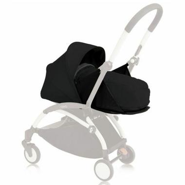 BabyZen YOYO+ 0+ Newborn Colour Pack Black