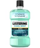 Listerine ZERO Antiseptic Mouthwash Cool Mint