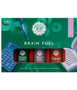 Woolzies Essential Oil Set Brainfuel