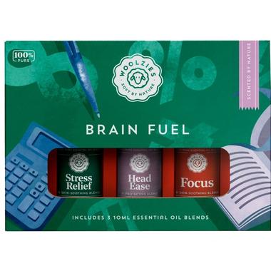 Woolzies Essential Oil Set Brainfuel