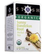 Stash Tea Organic Sunny Dandelion Root