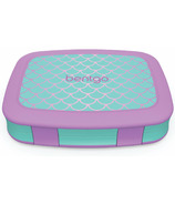 Bentgo Kid's Bento Lunch Box Mermaid Scales