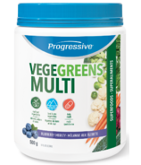 Progressive VegeGreens Multivitamin Adult Formula
