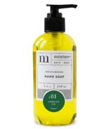Mixture Hand Soap #81 Siberian Fir
