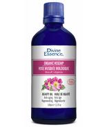 Divine Essence Rosehip (Rosa Mosqueta) Oil