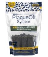 ProDen Plaque Off System Dental Bones MINI Vegetable