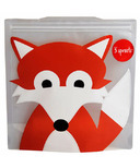3 Sprouts Sandwich Bags Fox