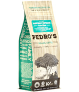 Pedro's Organic Coffee Rainforest Espresso Medium Roast Whole Bean Coffee