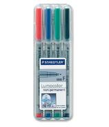 Staedtler Lumocolor Fine Point Waterbased Markers