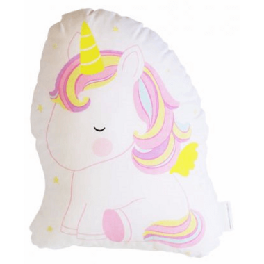 A Little Lovely Company Unicorn Cushion