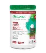 Organika Beef Bone Broth Protein Powder Original Bonus Size