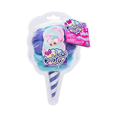 Candylocks Scented Collectible Surprise Doll with Accessories