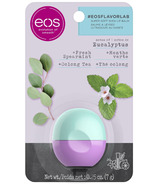 eos Flavor Lab Eucalyptus Lip Balm Sphere