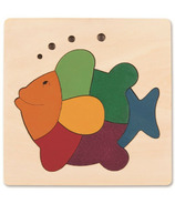 Hape Rainbow Fish Puzzle