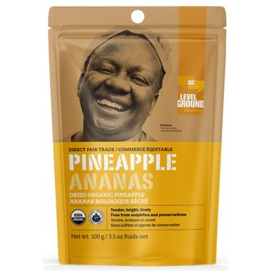 Level Ground Organic Dried Pineapple