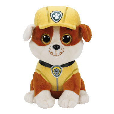 Ty x Paw Patrol Rubble