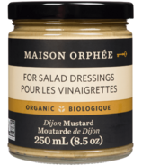 Maison Orphee Organic Dijon Mustard