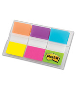 Post-it Electric Glow Tape Flags Assorted Colours