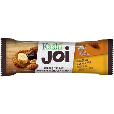 Kashi Joi Energy Bar Chocolate Banana Nut