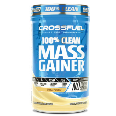Crossfuel Clean Mass Gainer Vanilla
