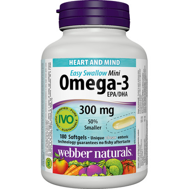 Webber Naturals Omega-3 EPA/DHA