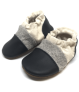 Nooks Design Booties Salt & Pepper