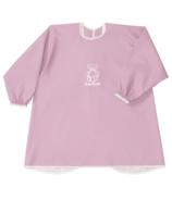 BabyBjorn Long Sleeve Bib Pink