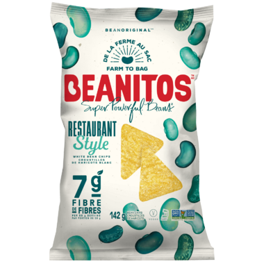 Beanitos Restaurant Style White Bean Chips