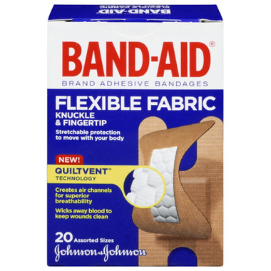 Band-Aid Knuckle & Fingertip
