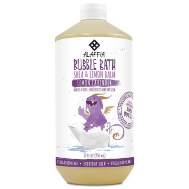 Alaffia Baby & Kid\'s Shea Bubble Bath Calming Lemon Lavender