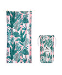 Dock & Bay XL Quick Dry Towel Botanical Banana Leaf Bliss