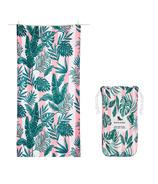 Dock & Bay XL Quick Dry Towel Botanical Banana Leaf Bliss
