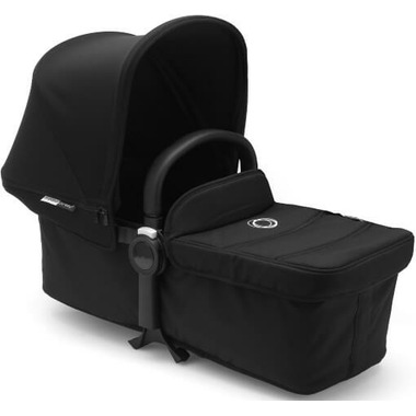 Bugaboo Donkey2 Twin Pram Body Fabric Set Black