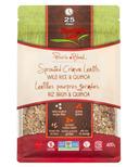 Floating Leaf Sprouted Crimson Lentil Wild Rice & Quinoa