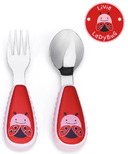 Skip Hop ZOOtensils Utensil Set Lady Bug
