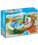 Playmobil Family Fun Swimming Pool
