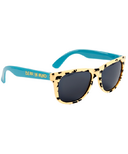 Little Blue House by Hatley Sunglasses Blue Bears on Natural