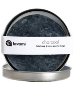 Lavami Charcoal Facial Soap