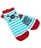 Hatley Little Blue House Kids Socks Pirate