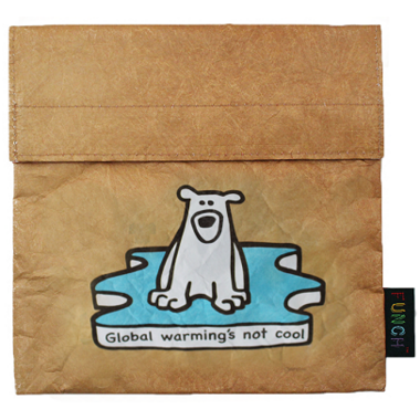 Funch Polar Bear Sandwich Bag