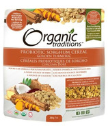 Organic Traditions Probiotic Sorghum Cereal Golden Turmeric
