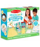 Melissa & Doug Mine to Love Bedtime Play Set