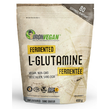 IronVegan Fermented L-Glutamine Unflavoured
