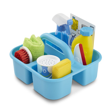 Melissa & Doug Let\'s Play House! Cleaning Play Set
