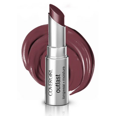 CoverGirl Outlast Longwear Lipstick Magnetic Mauve (945)