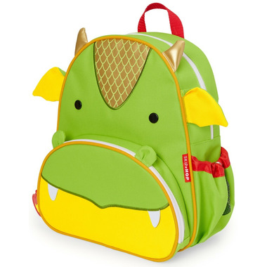 Skip Hop Zoo Little Kid Backpack Dragon