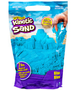 The One & Only Kinetic Sand The Original Moldable Sensory Play Sand Blue