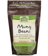 NOW Real Food Mung Beans